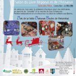 Dédicace Salon du livre à Phalsbourg les 08-12-2018 et 16-12-2018 par Marie Bernard pour les livres pour enfant Xavière l'Aventurière