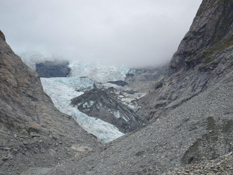 Franz Josef Glacier accessible Xavière l'Aventurière