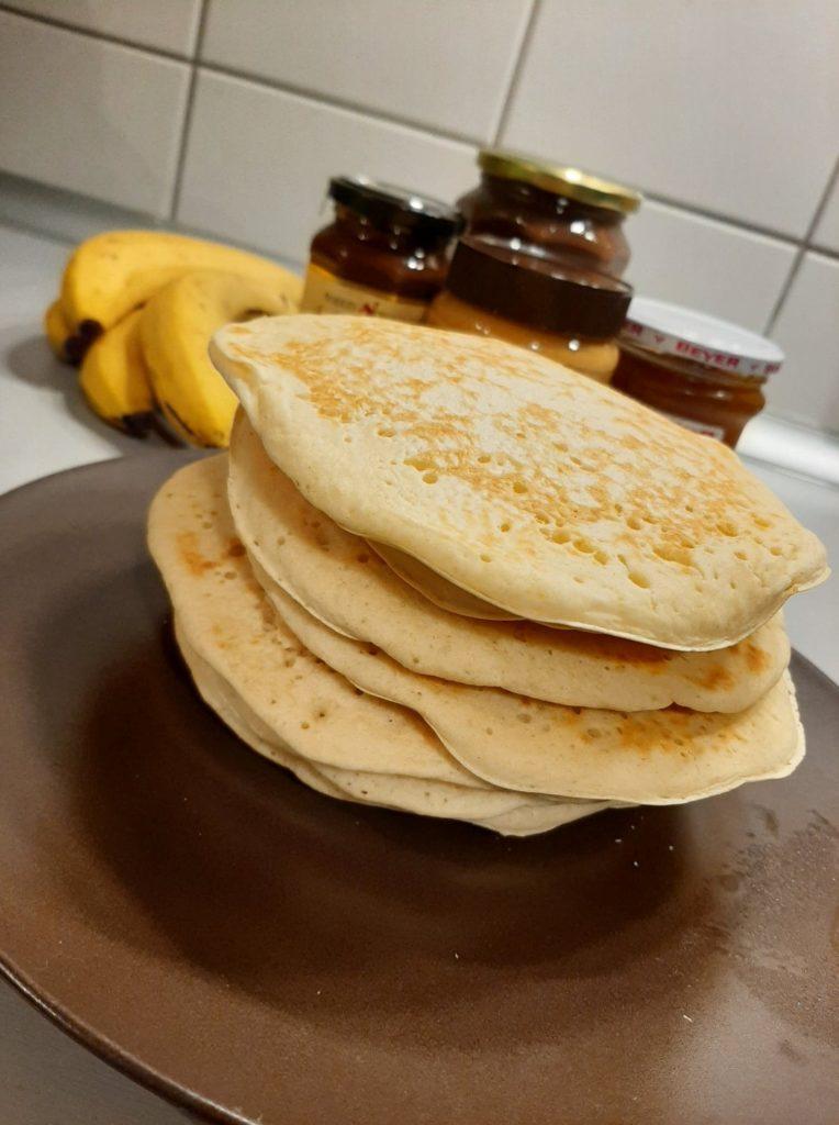 Pancake Xavière l'Aventurière Nouvelle-Zélande