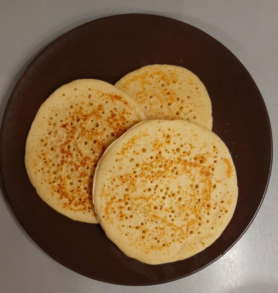 Pancake Xavière l Aventurière