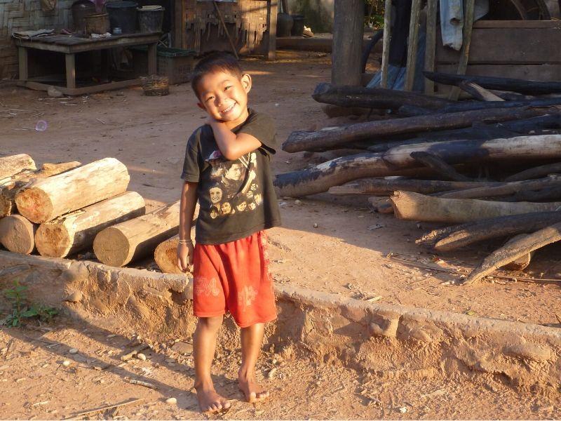 du temps pour soi Xavière l'Aventurière garçon sourire