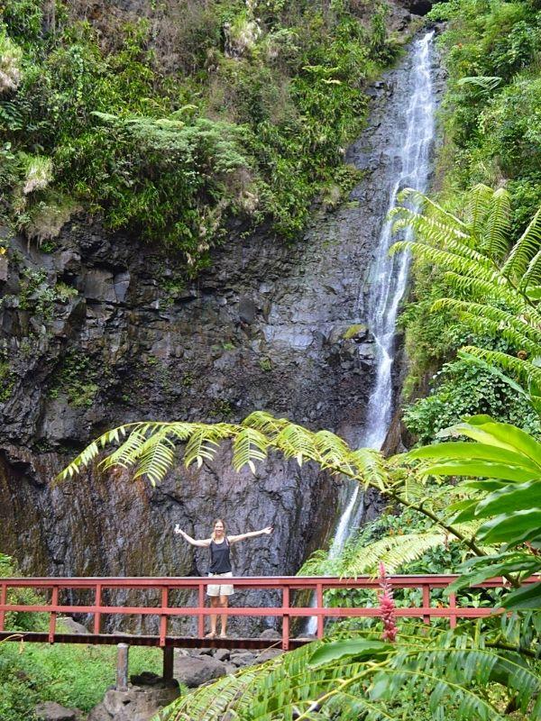 Et si on méditait Xavière l'Aventurière cascade