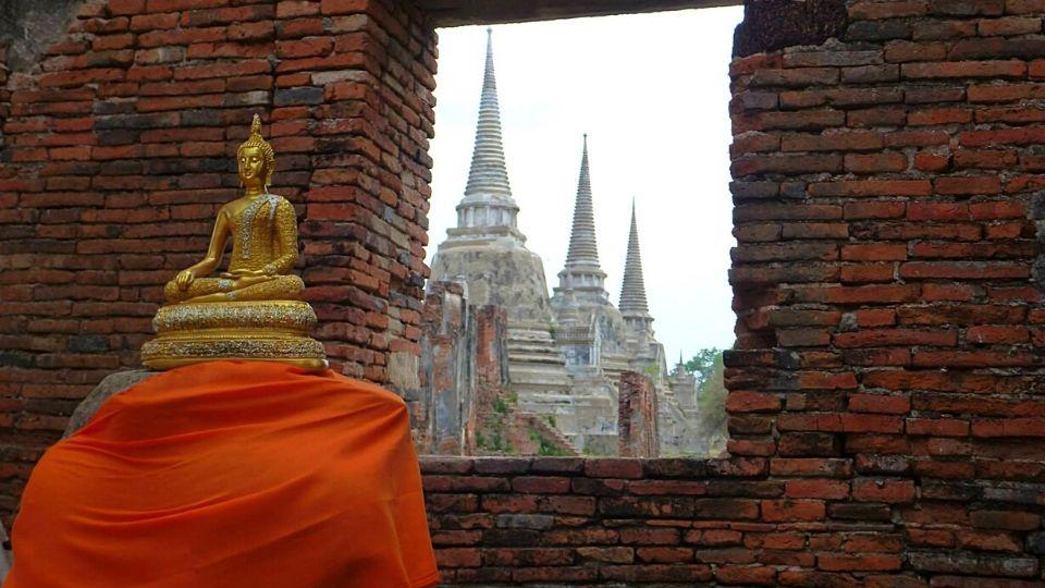 Et si on méditait Xavière l'Aventurière temple
